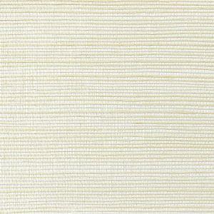 WNM 0002META METALLICA GRASSCLOTH Chalk Scalamandre Wallpaper
