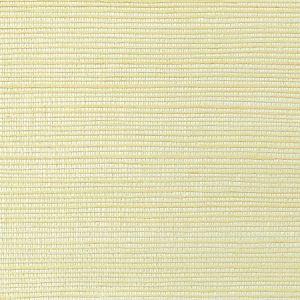 WNM 0009META METALLICA GRASSCLOTH Ecru Scalamandre Wallpaper