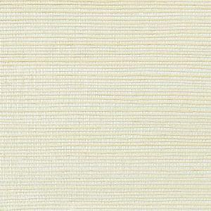 WNM 0012META METALLICA GRASSCLOTH Ghostly Scalamandre Wallpaper