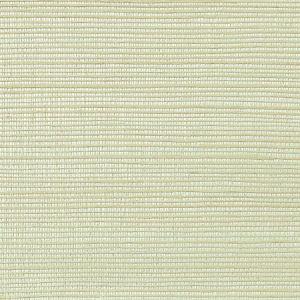 WNM 0015META METALLICA GRASSCLOTH Light Sage Scalamandre Wallpaper