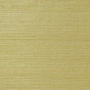 WNM 0025META METALLICA GRASSCLOTH Tobacco Scalamandre Wallpaper
