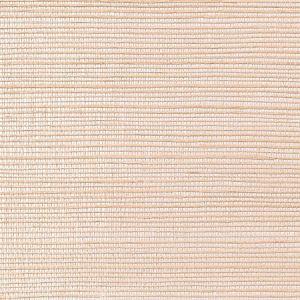 WNM 0030META METALLICA GRASSCLOTH Salmon Scalamandre Wallpaper
