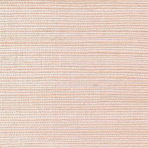 WNM 0031META METALLICA GRASSCLOTH Blush Scalamandre Wallpaper