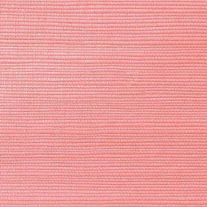 WNM 0032META METALLICA GRASSCLOTH Flamingo Scalamandre Wallpaper