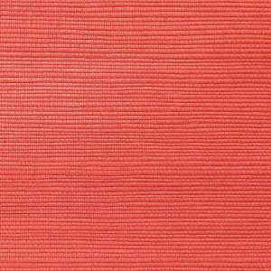 WNM 0036META METALLICA GRASSCLOTH Cardinal Scalamandre Wallpaper