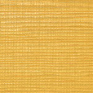 WNM 0042META METALLICA GRASSCLOTH Pumpkin Scalamandre Wallpaper