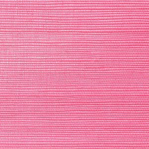 WNM 0050META METALLICA GRASSCLOTH Magenta Scalamandre Wallpaper