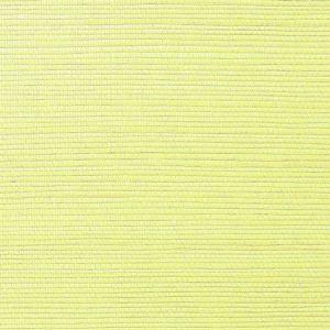 WNM 0052META METALLICA GRASSCLOTH Celery Scalamandre Wallpaper