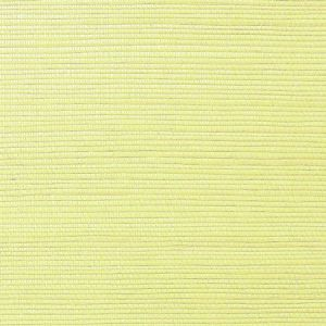 WNM 0053META METALLICA GRASSCLOTH Pale Yellow Scalamandre Wallpaper