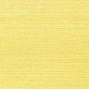 WNM 0056META METALLICA GRASSCLOTH Ochre Scalamandre Wallpaper