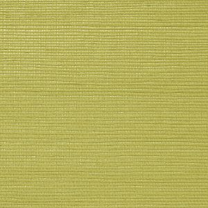 WNM 0071META METALLICA GRASSCLOTH Olive Scalamandre Wallpaper