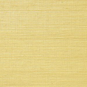 WNM 0075META METALLICA GRASSCLOTH Gold Scalamandre Wallpaper