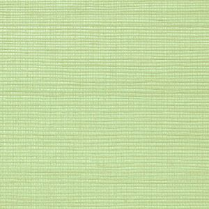 WNM 0081META METALLICA GRASSCLOTH Mint Scalamandre Wallpaper