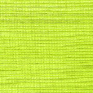 WNM 0085META METALLICA GRASSCLOTH Lime Scalamandre Wallpaper