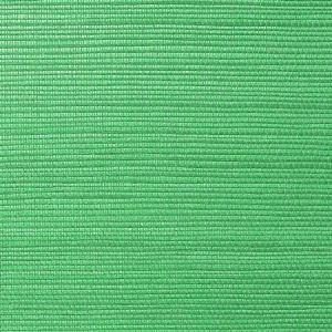 WNM 0089META METALLICA GRASSCLOTH Emerald Scalamandre Wallpaper