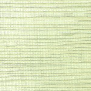 WNM 0091META METALLICA GRASSCLOTH Honeydew Scalamandre Wallpaper