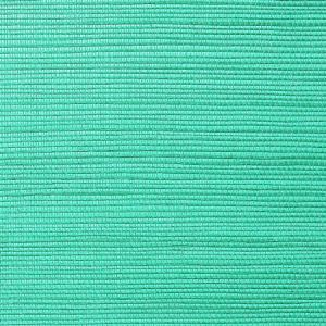 WNM 0096META METALLICA GRASSCLOTH Sea Green Scalamandre Wallpaper