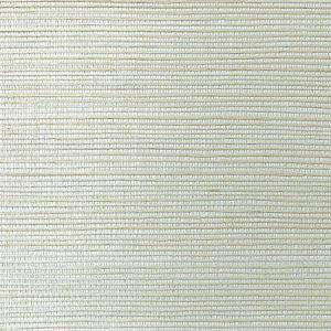 WNM 0118META METALLICA GRASSCLOTH Ice Scalamandre Wallpaper