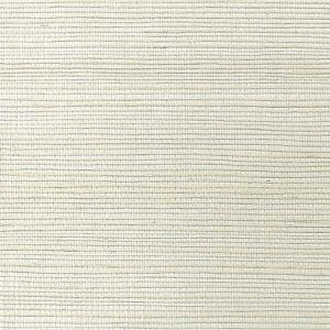 WNM 0121META METALLICA GRASSCLOTH Dove Scalamandre Wallpaper