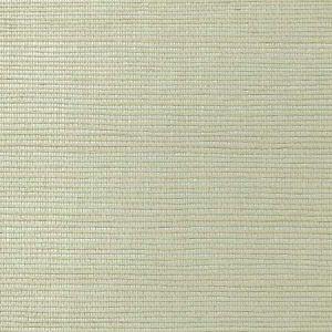 WNM 0123META METALLICA GRASSCLOTH Pewter Scalamandre Wallpaper