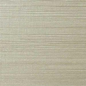 WNM 0124META METALLICA GRASSCLOTH Smoke Scalamandre Wallpaper