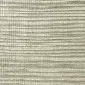 WNM 0125META METALLICA GRASSCLOTH Ash Scalamandre Wallpaper