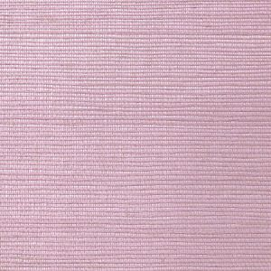 WNM 0138META METALLICA GRASSCLOTH Dark Lilac Scalamandre Wallpaper
