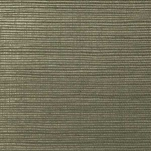 WNM 0145META METALLICA GRASSCLOTH Mineral Grey Scalamandre Wallpaper