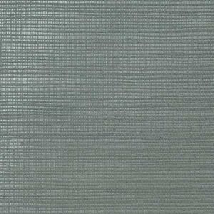 WNM 0148META METALLICA GRASSCLOTH Charcoal Scalamandre Wallpaper