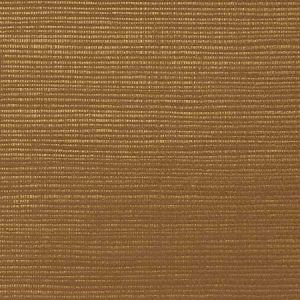 WNM 0153META METALLICA GRASSCLOTH Chocolate Scalamandre Wallpaper