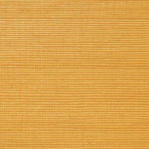 WNM 0155META METALLICA GRASSCLOTH Terra-Cotta Scalamandre Wallpaper