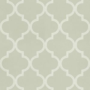WSB 00380549 GASTON Light Green Sandberg Wallpaper
