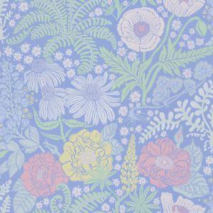 WSB 00460416 LISA Light Blue Sandberg Wallpaper