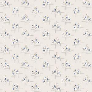 WSB 00460483 KATARINA Blue Sandberg Wallpaper