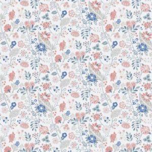 WSB 00560541 AMELIE Blue Sandberg Wallpaper