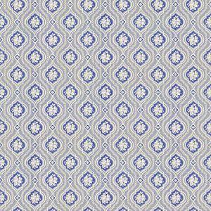 WSB 00660410 HILDASRO Blue Sandberg Wallpaper