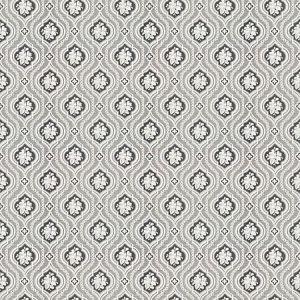 WSB 00810410 HILDASRO Black Sandberg Wallpaper