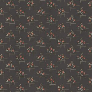 WSB 00810483 KATARINA Black Sandberg Wallpaper