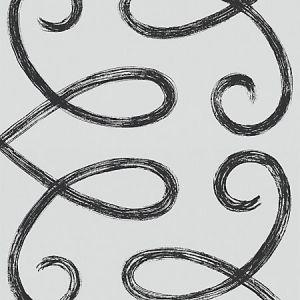 WSB 00910578 RENE Black Sandberg Wallpaper