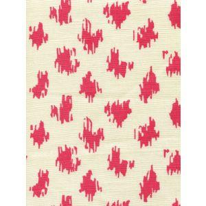 7340-07T ZIZI SPOT Magenta on Tint Quadrille Fabric