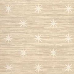 WHN 0002 44002 BIG TRIXIE Cream Scalamandre Wallpaper