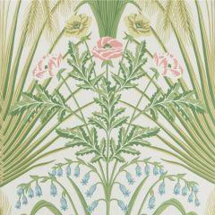 115/3008-CS BLUEBELL Spring Green Cream Cole & Son Wallpaper