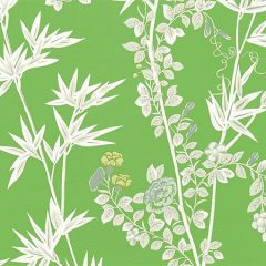 16608-004 JARDIN DE CHINE Jade Scalamandre Fabric