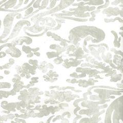 2330-41WP SAN MARCO Gray On Almost White Quadrille Wallpaper