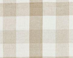 27135-001 WESTPORT LINEN PLAID Linen Scalamandre Fabric