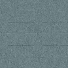 2896-25342 Bernice Diamond Geometric Teal Brewster Wallpaper