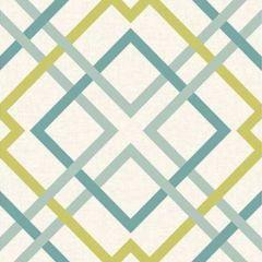 2904-22651 Saltire Geometric Green Brewster Wallpaper