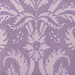 306244F BORGHESE Purple Lilac Soft Lilac on Tint Quadrille Fabric