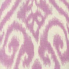 306570-05 ISHIM IKAT Lilac on Tint Quadrille Fabric