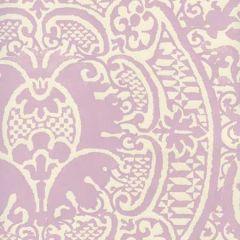 352000W-25OWP VENETO Soft Lavender On Off White Quadrille Wallpaper